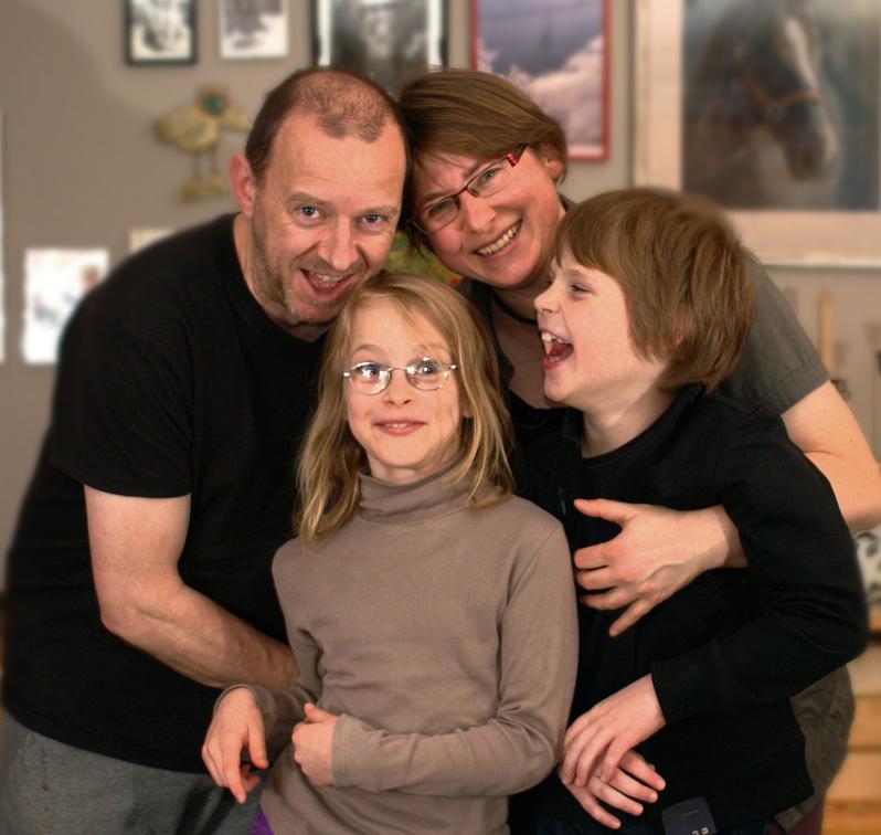 Rodzina w komplecie